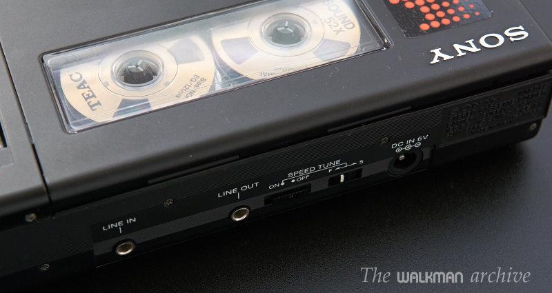 索尼 SONY WM-D6C 随身听写真