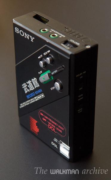 索尼 SONY DD-100 武道馆 磁带随身听