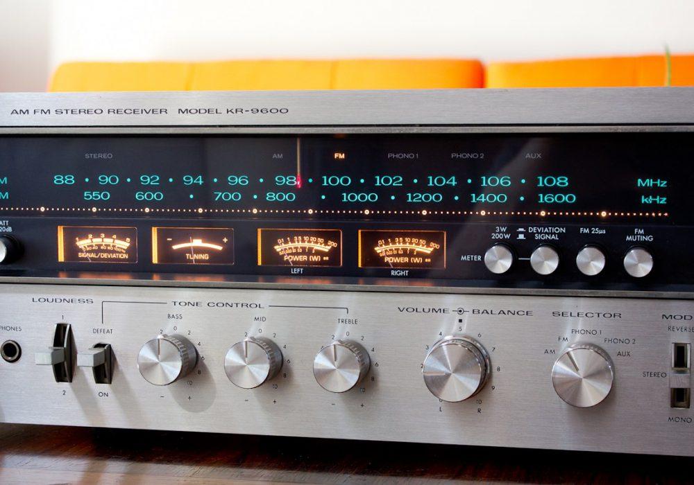 KENWOOD KR-9600 收音头