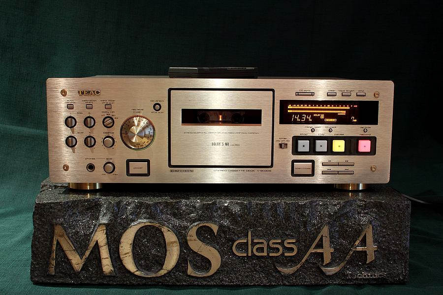 TEAC V-8030S 高级三磁头卡座