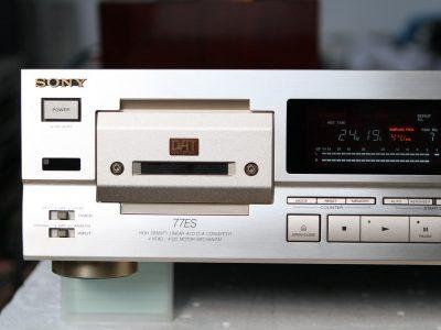 索尼 SONY DTC-77ES DAT录音机