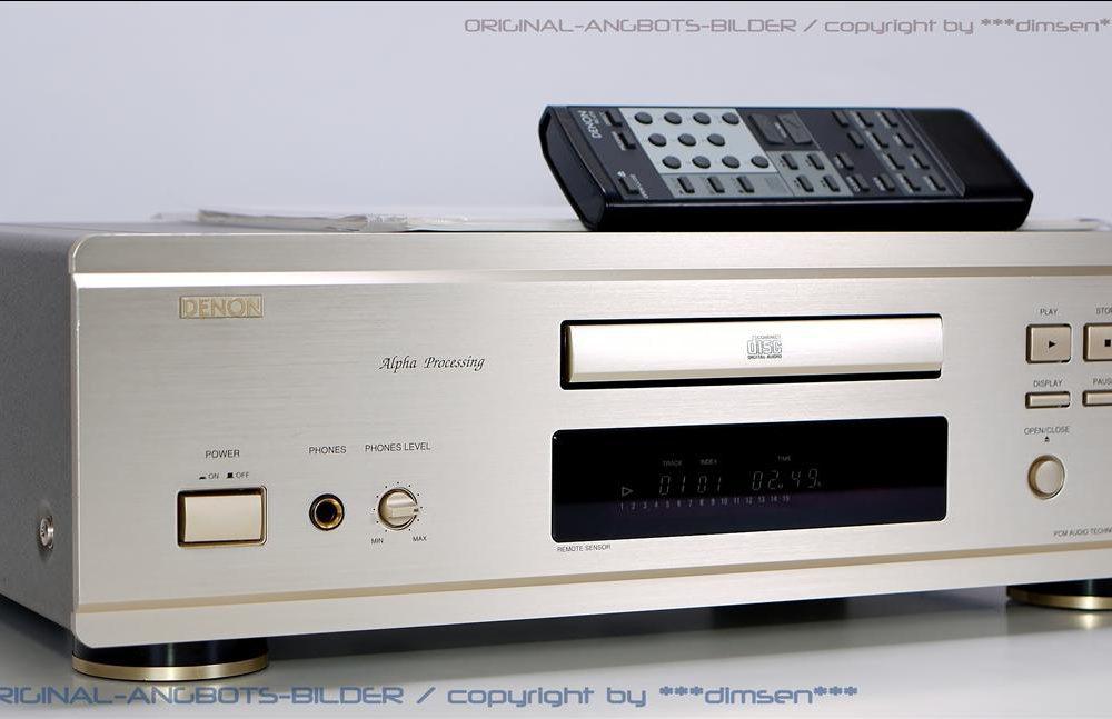 天龙 DENON DCD-1450AR CD唱机