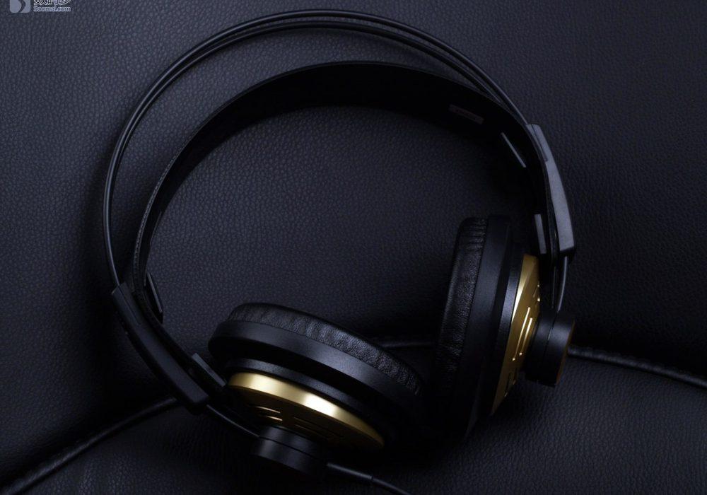 爱科技 AKG K121 studio 头戴式耳机