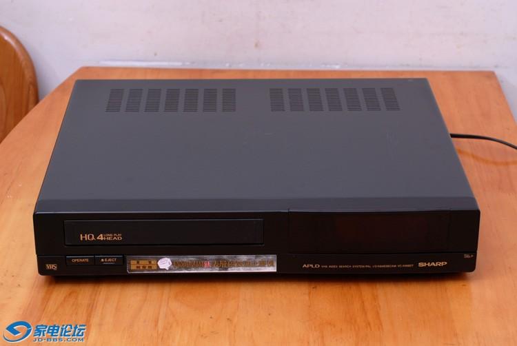 夏普 SHARP VC-A508DT 四磁头VHS录像机