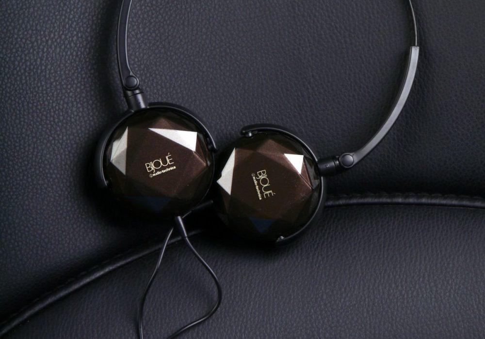Audio-Technica 铁三角ATH-FW33 BIJOUÉ头戴式耳机