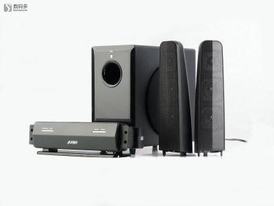 F&D 奋达SB380 2.4G无线SoundBar音箱