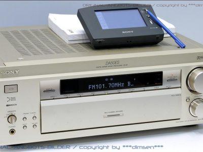 索尼 SONY STR-DA50ES 高级AV功放