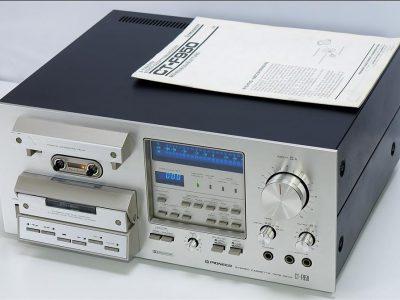 先锋 PIONEER CT-F950 三磁头立体声卡座