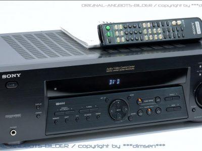 索尼 SONY STR-DE375 AV功放