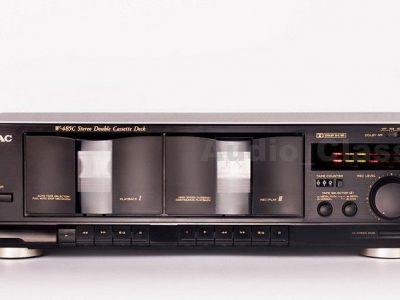TEAC W-485C 双卡座