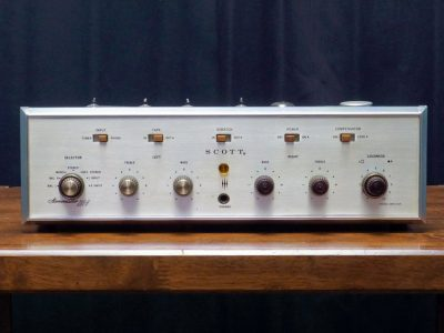 SCOTT 200-B 电子管功放