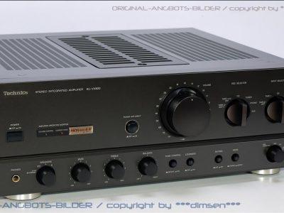 松下 Technics SU-VX820 功率放大器