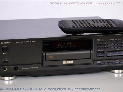 松下 Technics SL-PS900 CD唱机
