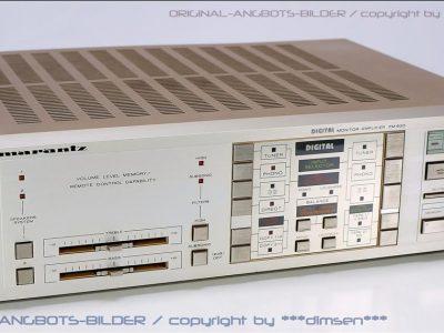 马兰士 MARANTZ PM630 功率放大器