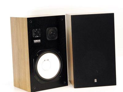 Yamaha NS-244 书架音箱