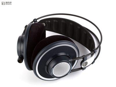 AKG K702 头戴式耳机图集 [Soomal]
