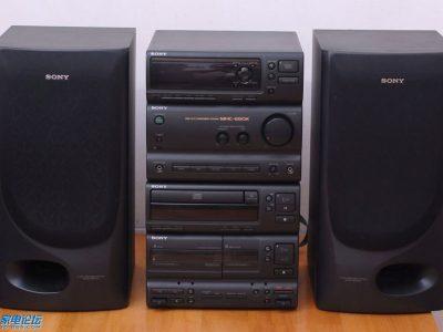 索尼 SONY MHC-E60X 组合音响