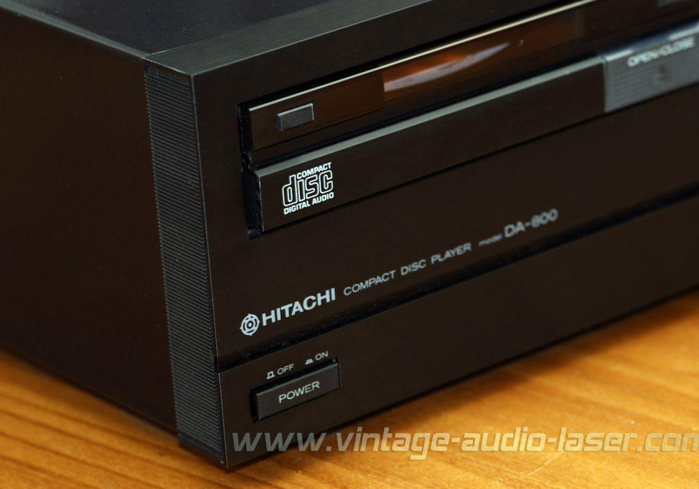 日立 HITACHI DA-800 CD播放机