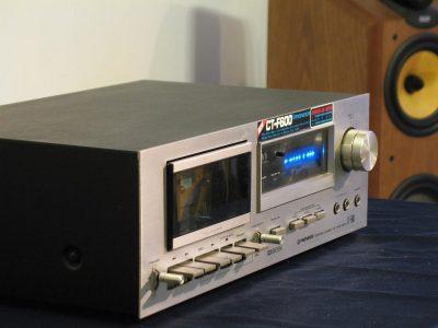 先锋 Pioneer CT-F600 卡座