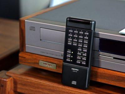 Micro CD-M100 CD播放机