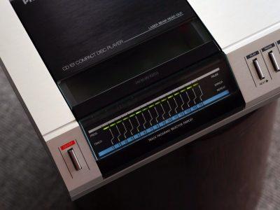 飞利浦CD101(荷兰制造)(嫁出) – 广安经典音响