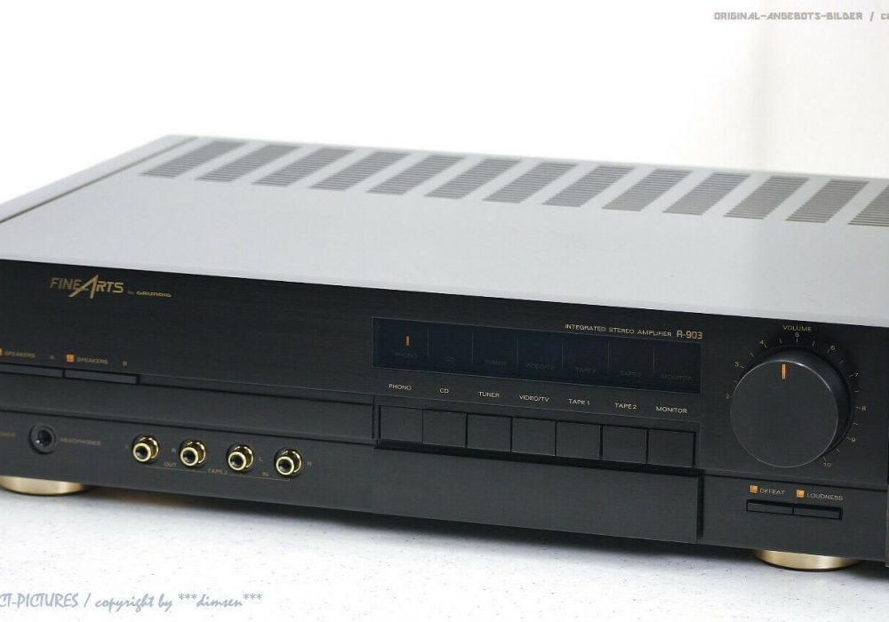 根德 GRUNDIG FINEARTS A-903 功率放大器