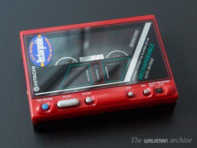 最令人心动的红色随身听 Walkman 系列(II)