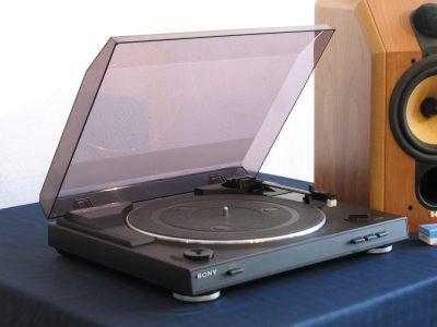 索尼 SONY PS-LX250 黑胶唱机