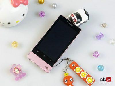 索尼 SONY NWZ-F805N 数字播放器试用
