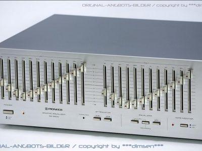 先锋 PIONEER SG-9800 图形均衡器