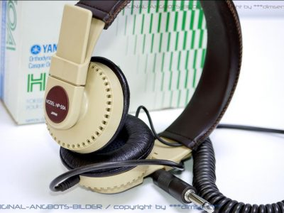 雅马哈 YAMAHA HP-50A 头戴耳机