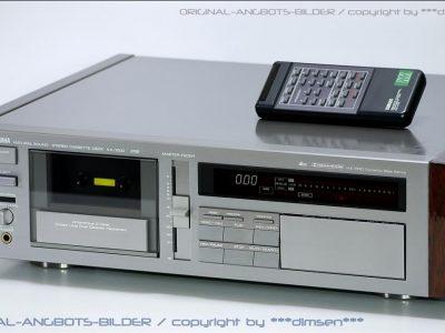雅马哈 YAMAHA KX-1200 三磁头卡座