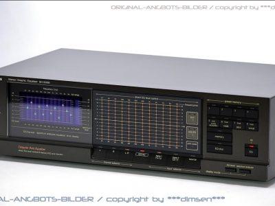 松下 Technics SH-8066 图形均衡器