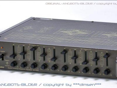 松下 Technics SH-9010 均衡器