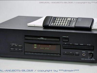 安桥 ONKYO DX-7511 CD播放机