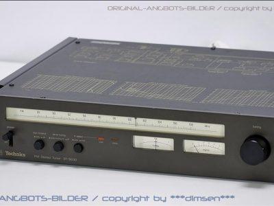 松下 Technics ST-9030 专业级FM收音头