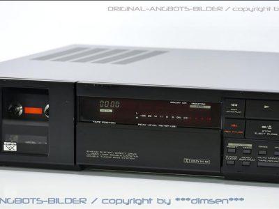 雅佳 AKAI GX-9 三磁头高级卡座
