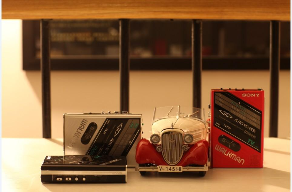 Walkman Collection - 随身听合集