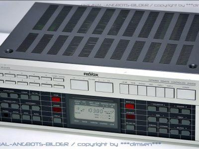 REVOX B285 高级功放收音一体机