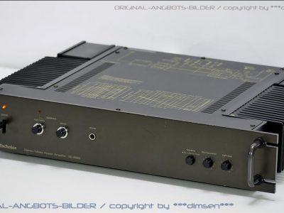 松下 Technics SE-9060 后级放大器