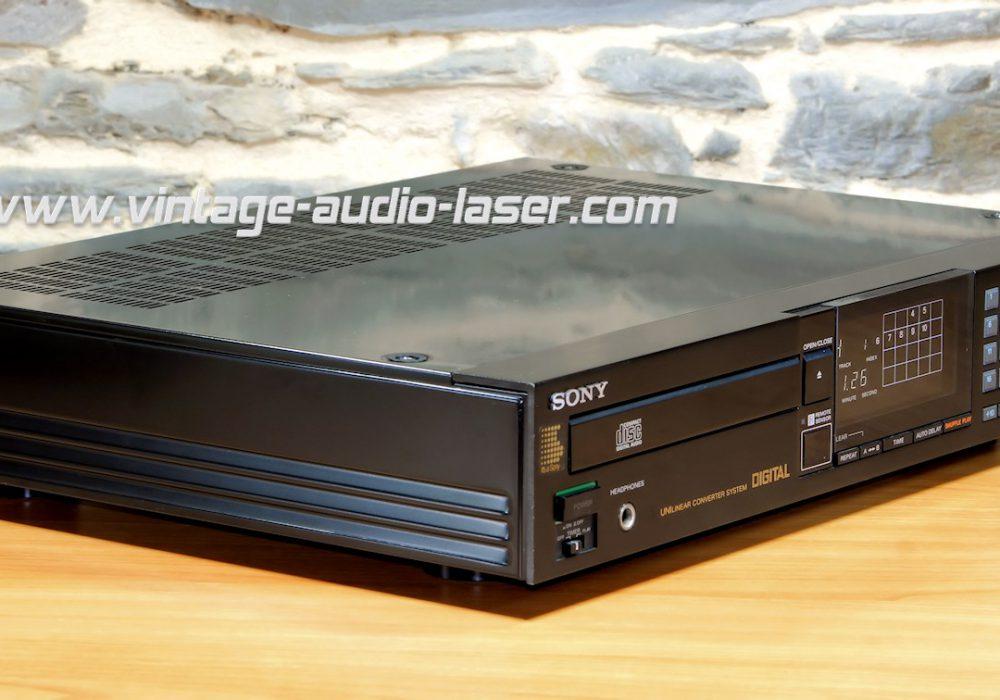 索尼 SONY CDP-502ES2 CD播放机
