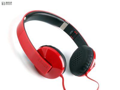 EDIFIER 漫步者 H750便携头戴式耳机[红色]