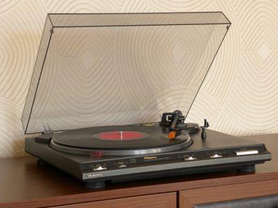 Technics SL-BD3 黑胶唱机