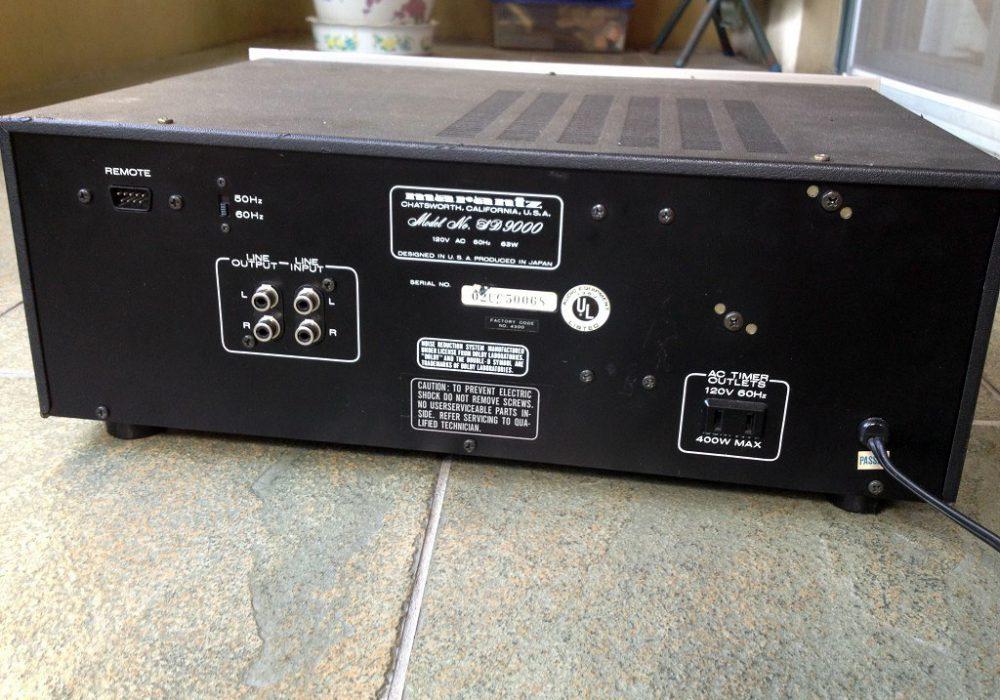 马兰士 Marantz SD9000 3磁头卡座