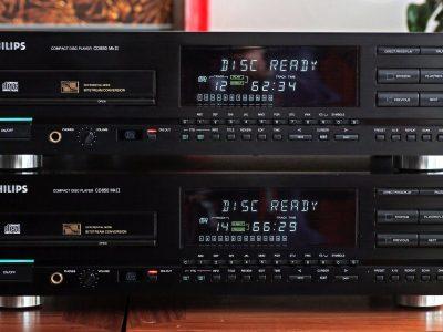 Philips CD850 MKII(两台)全部嫁出 – 广安经典音响