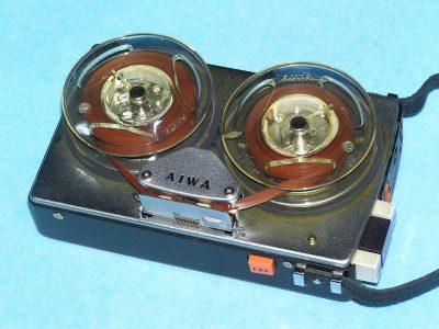 爱华 AIWA TP-60R 便携开盘机