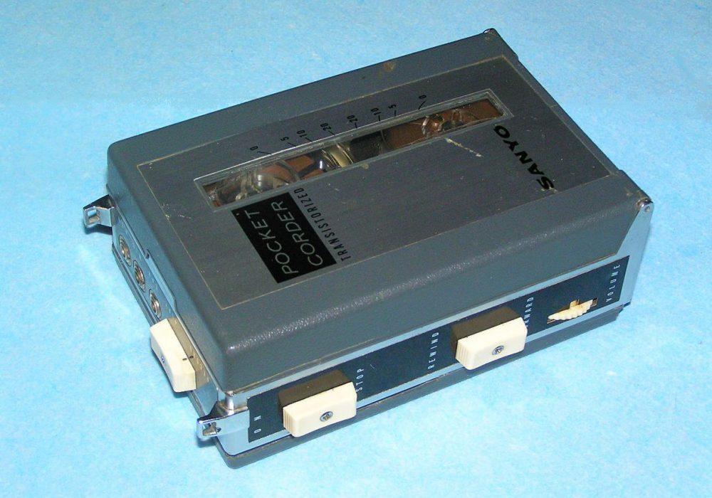 三洋 SANYO MC-2 Pocket Corder 袖珍开盘机