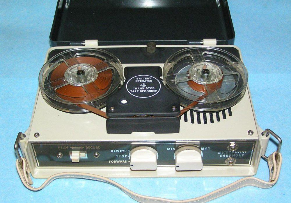 Apolec RA-11 古董 便携开盘机