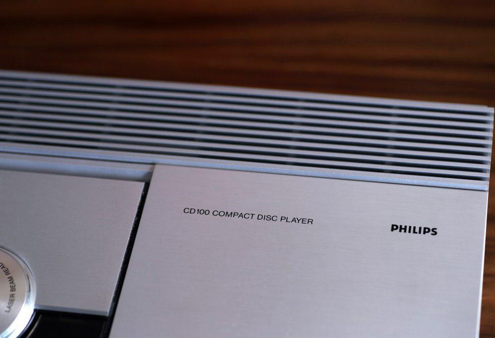 飞利浦 Philips CD100 CD播放机
