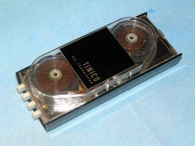 Tinico 微型开盘机